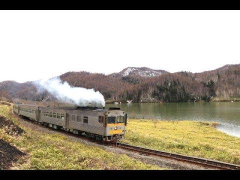 Sakhalin Railway Д2形柴油客車 影像紀錄 (庫頁島.Сахалин.樺太鉄道) 【2018.5】
