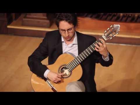 Cataluña, Goldberg Variations, Toccata for guitar