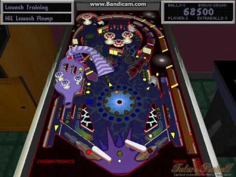 Future Pinball: Full Tilt Space Cadet