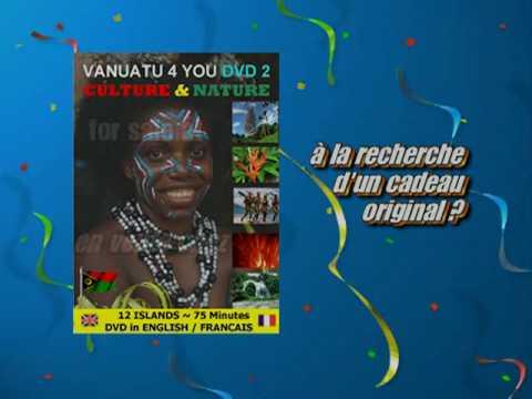 Vanuatu Souvenir DVD