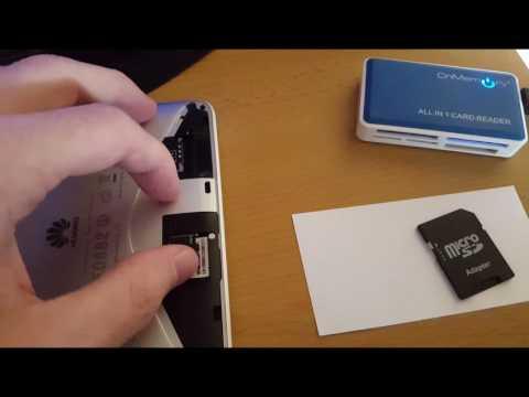 Прошивка Huawei Mediapad 7