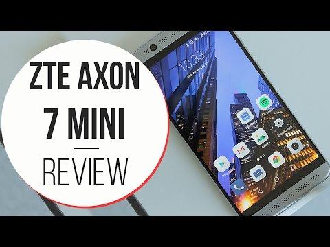 ZTE AXON 7 mini Recensione | Ascolta suoni diversi