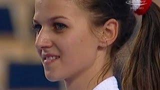 Dziewczyna Roberta Lewandowskiego walczy o medale!