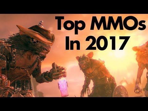 Top 3 MMORPGs in 2017 for Casual players