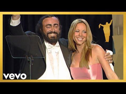 Mariah Carey, Luciano Pavarotti - Hero (Live)
