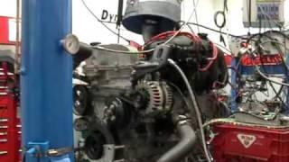 Vortec 4200 hotrod engine ported head and custom camshafts by EMTech MotorSports