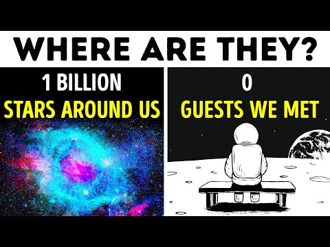 A Physicist Has Explained Why We've Never Seen Aliens