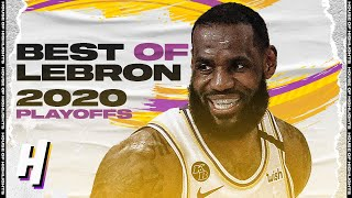 Lebron James BEST Moments & Plays from 2020 NBA Playoffs!