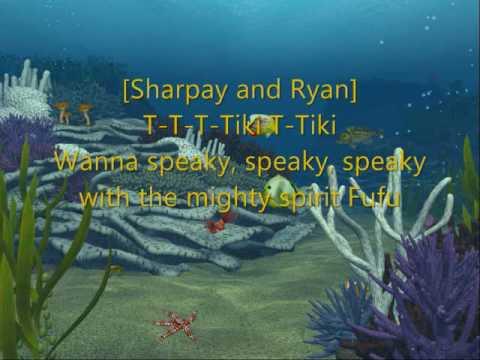Humuhumunukunukuapua'a lyrics by Sharpay and Ryan
