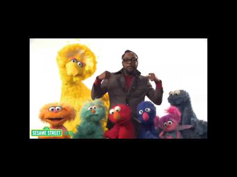 Sesame Street Will i am What I Am (Loop)