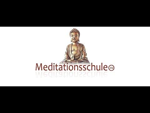 Angeleitete geführte Meditation um die Gedanken zu beruhigen