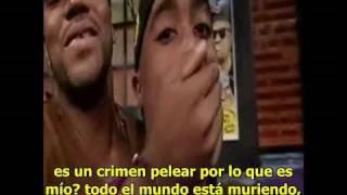 2pac - Only God Can Judge Me subtitulada español