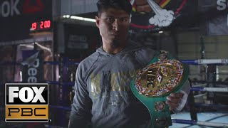Mikey Garcia and Errol Spence Jr. are ready to throw down | PBC Countdown | PBC ON FOX
