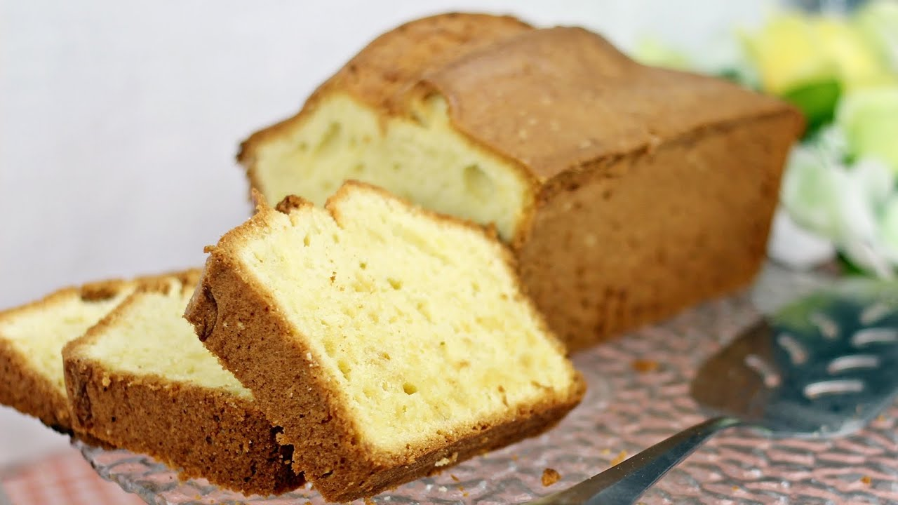 Mrs Sk Ng Butter Cake Recipe