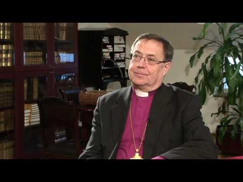 Arkkipiispa Jukka Paarma haast. by Tomi Lindblom (2009)