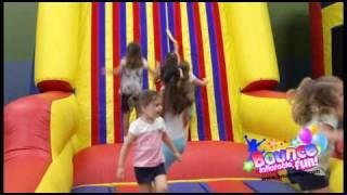 First Commercial I Bounce Inflatable Fun McAllen Texas I www.bouncergv.com