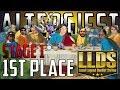 Yu-Gi-Oh! 1st Place LLDS Altergeist Deck profile(Yatin Patel)