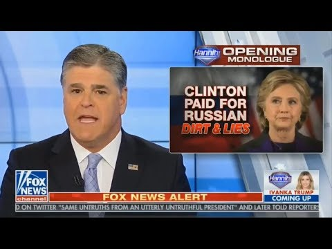 HANNITY 10/24/17 - House Launches Investigation Into Uranium One Deal and Clinton Email Scandal