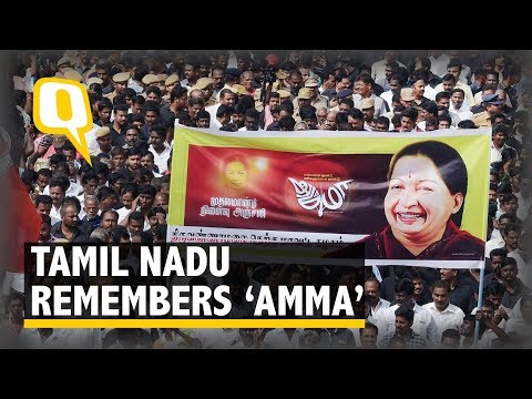 Life Size Posters, Floral Tributes and Infinite Love for 'Amma' | The Quint