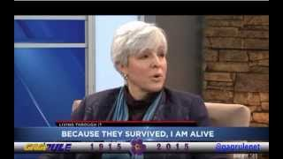 Video: Because they survived I am Alive  musical on Armenian Genocide