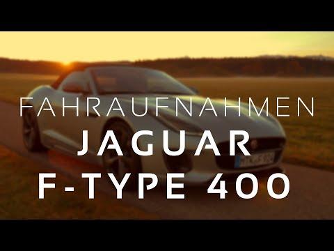 Jaguar - F-Type 400 DRIVING