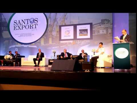 Santos Export - Fórum Internacional para a Expansão do Porto de Santos