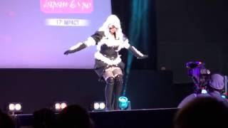 Game | Black Cat Sexy Cosplay Marvel Japan Expo 2016 HD Contest | Black Cat Sexy Cosplay Marvel Japan Expo 2016 HD Contest