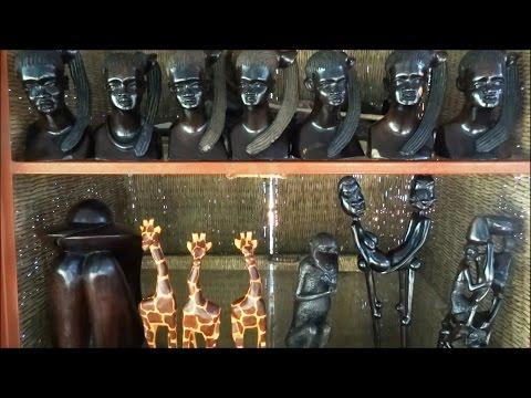 Handicrafts of Mozambique