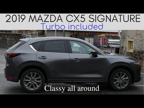 2019 Mazda CX5 Review   Signature Turbo  