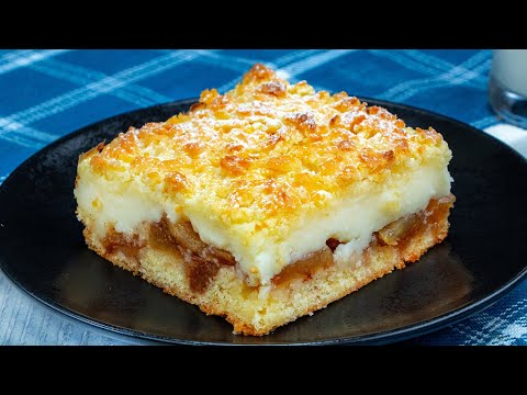 cet-arôme-vous-rendra-fou!-savoureuse-charlotte-aux-pommes-et-pudding-à-la-vanille|-savoureux.tv
