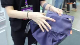 포브, 세련된 디자인-실용성 높인 기저귀 가방 '…
