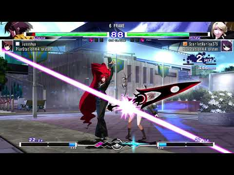 UNDER NIGHT IN-BIRTH Exe:Late[cl-r] - Marisa v jusshua |