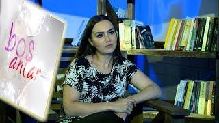 Sou biznes adami sehnede agiryana dursa sevilmez - Beyimxanim Veliyeva - Bos anlar
