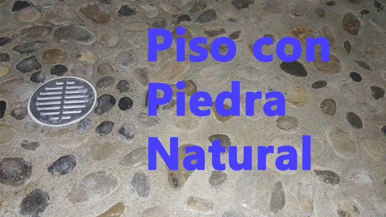 Download Como hacer un piso con Piedra Natural