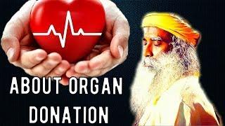 Sadhguru - Should I give my kidney to somebody?
