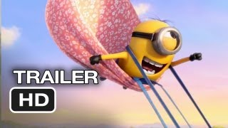 Despicable Me 2 - Official Trailer #2 (2012) Steve Carell Animated Movie HD