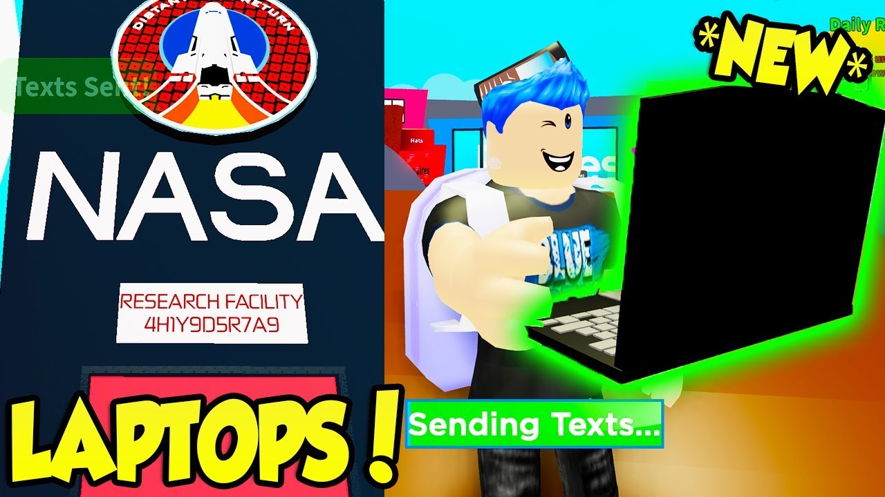 *NEW* SECRET PHONE QUEST AND LAPTOPS IN TEXTING SIMULATOR ...