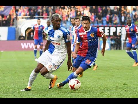 Relive: FC Basel vs. Grasshopper-Club Zürich (3:2) - 10.08.2017