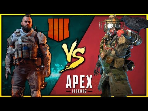 Black Ops 4 vs Apex Legends... What Am I Enjoying More?