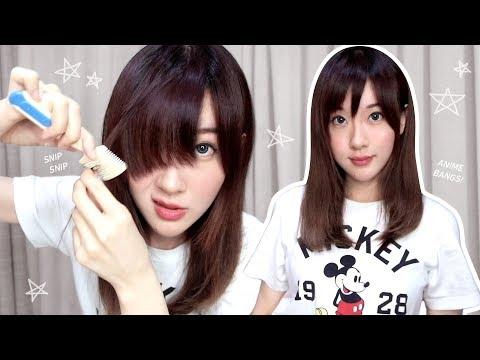 Cutting My Own Bangs (Potong Poni Sendiri) | Jess Yamada