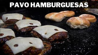 Hamburguesas de Pavo | La Capital