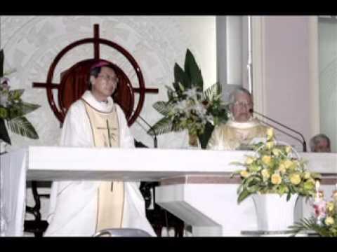 """Bài giảng Lễ Truyền Tin 25/3/2011 Tại """"DÒNG CÁT MINH"""""""
