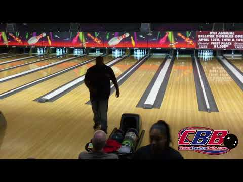 """9th Annual Billiter Doubles Open """"Bowler Spotlight""""  Anthony Wright @ Game Of Fairfield"""