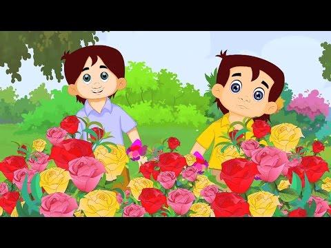 Ringa Ringa Roses – Nursery Rhymes Song with Lyrics
