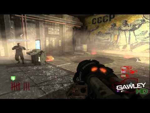 how to get the thundergun in black ops