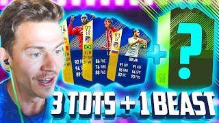 3 ТОТСА + 1 НОВЫЙ БИСТ !!! ✪ FIFA 18 UT - ДОНЫШКО ✪ [#28]