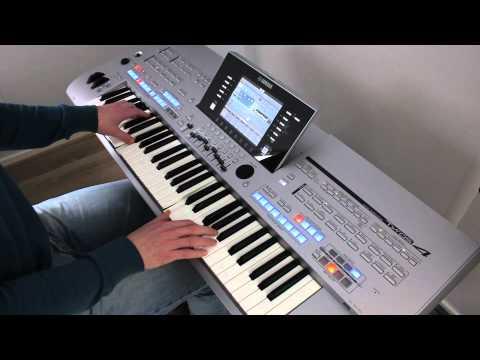 Classical Choir Improvisation - Tyros 4