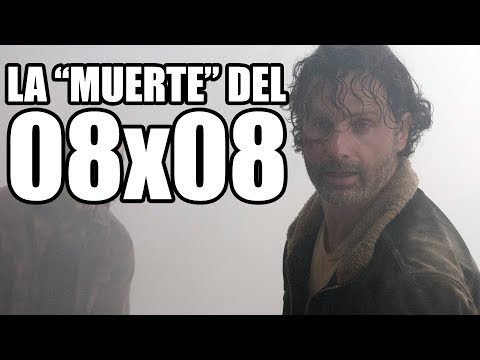 OPINIÓN SOBRE LA MUERTE DEL SIGUIENTE EPISODIO - The Walking Dead Temporada 8 Capítulo 8