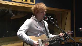 Ed Sheeran - Drunk  - Live Session