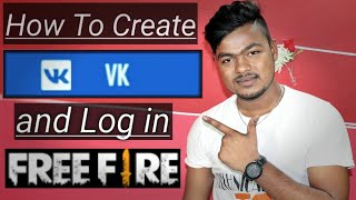 how to create vk account in free fire | vk account kaise banaye screenshot 5